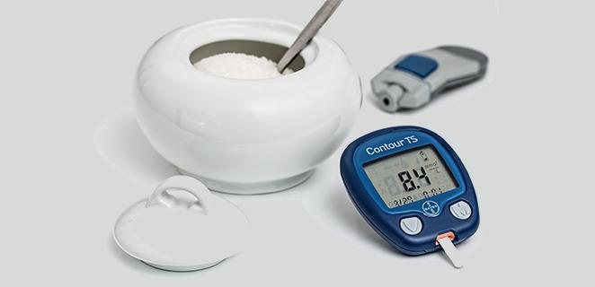 جدول السكر التراكمي الطبيعي