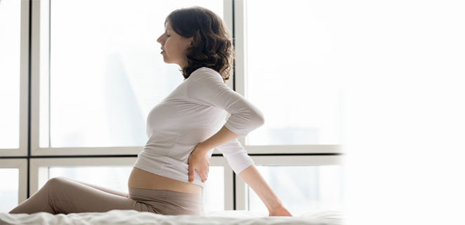ألم الورك أثناء الحمل
