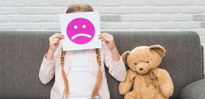 أمراض الأطفال النفسية
