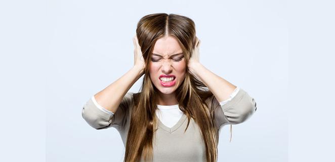 التهاب الأذن والخشاء المزمن