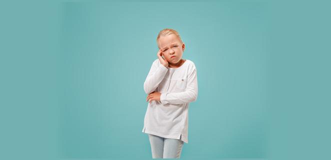 الصداع النصفي عند الاطفال
