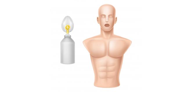 اختصار تنفس الضغط الموجب المتقطع (IPPB)