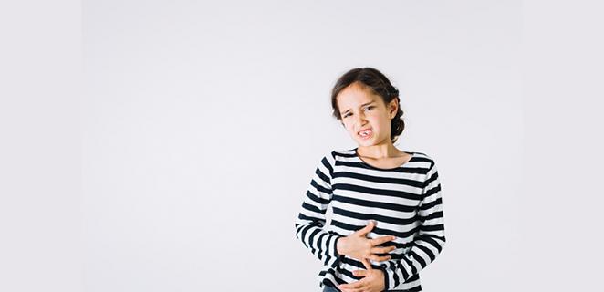القولون العصبي عند الاطفال