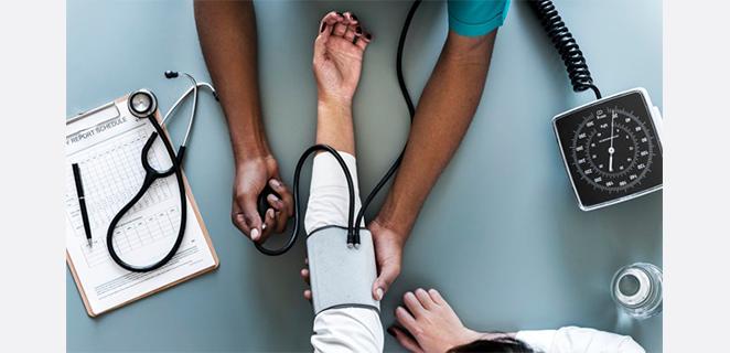 فرط ضغط الدم الحميد