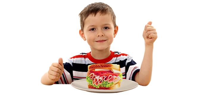 حساسية الطعام عند الاطفال