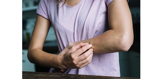 التهاب الجلد التماسي