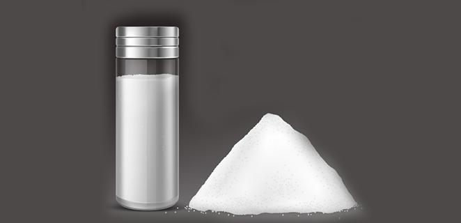 كلوريد الصوديوم