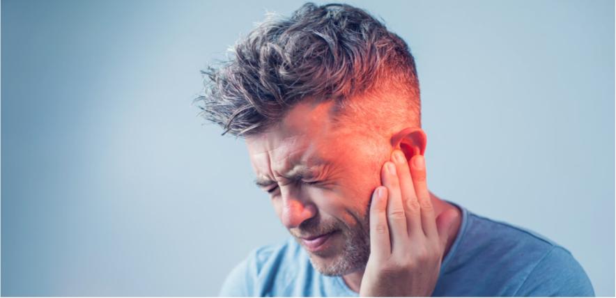 التهاب الأذن الخارجية الناخر