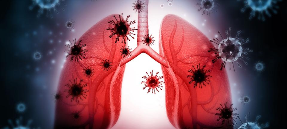 التهاب الجهاز التنفسي السفلي