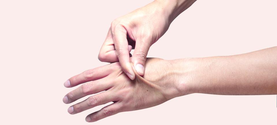 اختبار قرص الجلد