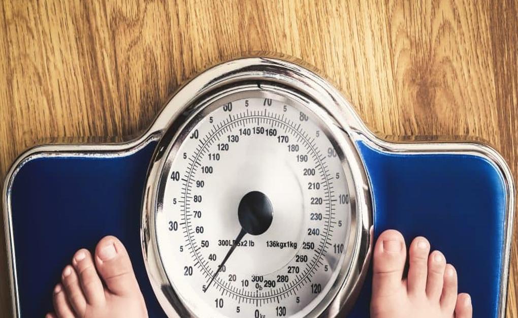 نقصان الوزن