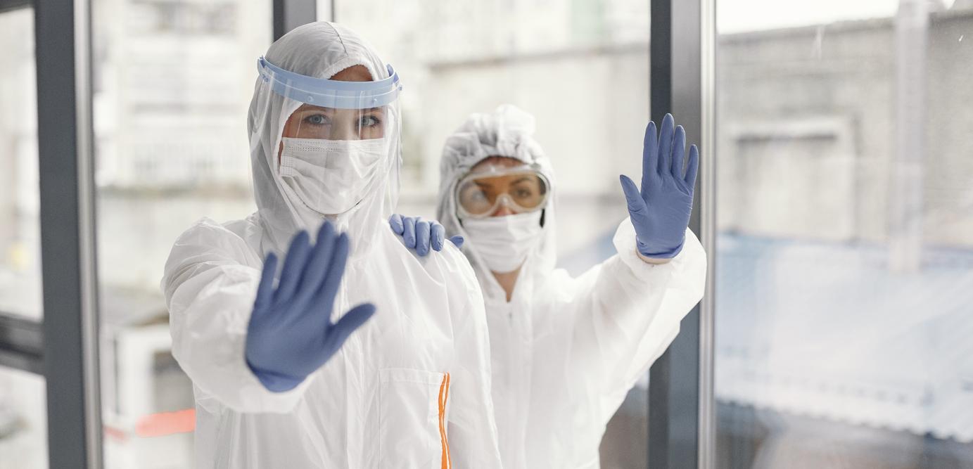 نوع جديد من الاجسام المضادة يثبت فعاليته في الوقاية من كورونا