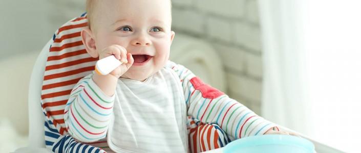 إرشادات في تغذية الرضع والأطفال