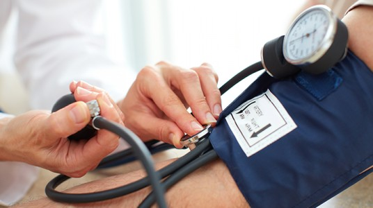 علاج ارتفاع ضغط الدم بالقسطرة