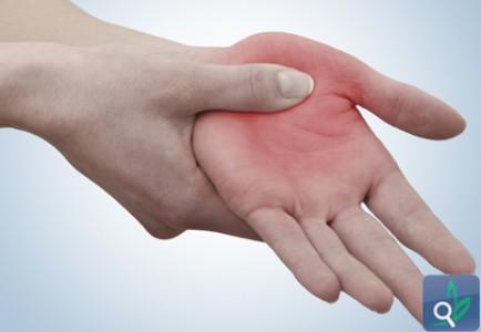 معالجة الم المفاصل بمسكنات الألم