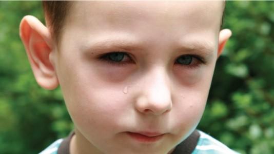 أمراض العيون عند الاطفال