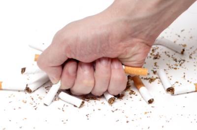 وقف التدخين