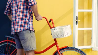 الدراجة ( العجلة الهوائية )