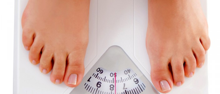 How can a person gain weight?