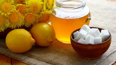 الاستعاضة بالعسل عن السكر