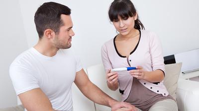 الحمل مع وسائل منع الحمل