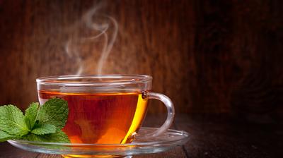 الشاي مفيد للاسنان