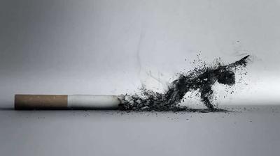 مكافحة التدخين ( مكافحة التبغ)