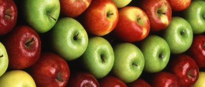 التفاح الأخضر أم الأحمر