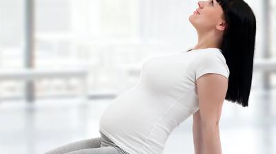 الحمل والرياضة