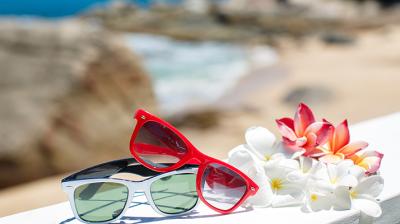 النظارت الشمسية