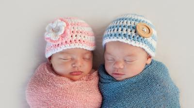 ابر لتحديد جنس  المولود