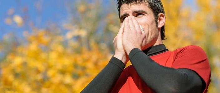 الرياضة والحساسية الصدرية