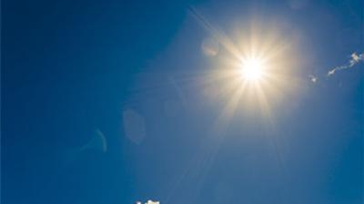 تجنب اشعة الشمس