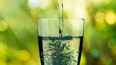 الماء عنوان الحياة