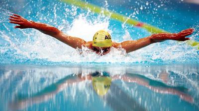 السباحة للياقة البدنية