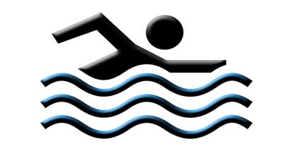 تجنب السباحة في حالة