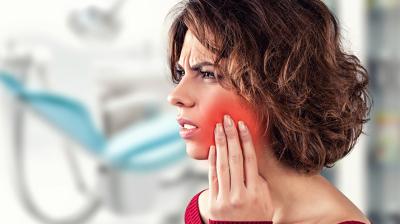 الحمل وامراض الفم والاسنان
