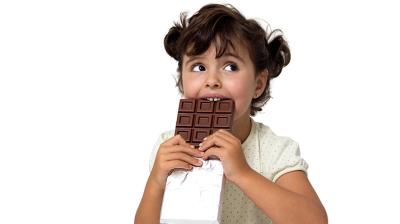 الحلويات و الاطفال