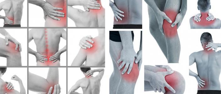 أسباب آلام المفاصل , غدد وأعصاب وعضل وهرمون