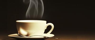 دع القهوه تبرد