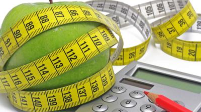 السعرات الحرارية لتخفيف الوزن