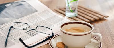يقي شرب كوب من القهوة صباحا من امراض...