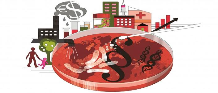 كيف تصبح البكتيريا مقاومة للمضادات الحيوية؟