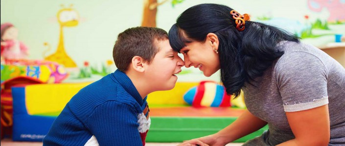 تدخل الأسرة المبكر في رعاية ذوي الاحتياجات الخاصة