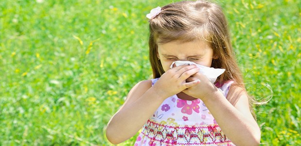 التهاب الانف التحسسي عند الاطفال