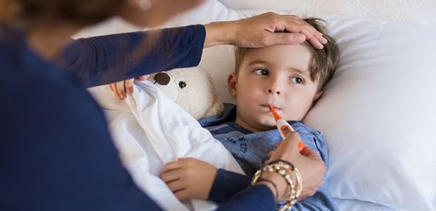 علاج التهاب الحلق عند الاطفال بدون مضاد حيوي