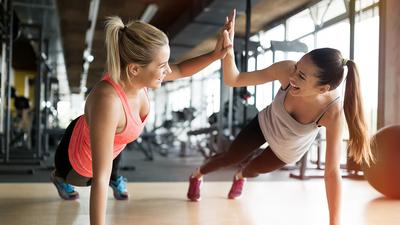 متى يظهر تأثير الرياضة على الجسم؟