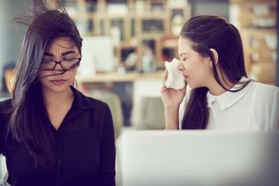 الأمراض المنقولة بالهواء وطرق الوقاية منها