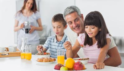 وجبة الإفطار وأهميتها للصحة البدنية والعقلية