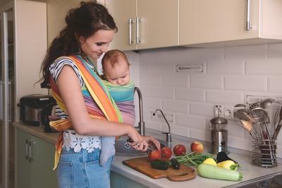 تغذية الام أثناء الرضاعة الطبيعية